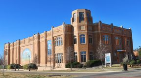 Krajowy Cowgirl hall of fame i muzeum Zdjęcia Royalty Free