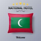 Krajowy hotel ilustracji