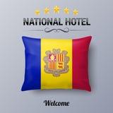 Krajowy hotel Obraz Royalty Free