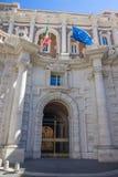 Krajowy instytut dla ubezpieczenia przeciw wypadkom przy pracą w Rzym Zdjęcie Royalty Free