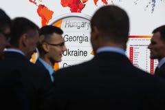 Krajowy korupci biuro Ukraina zdjęcia royalty free
