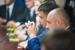 Krajowy korupci biuro Ukraina zdjęcie royalty free