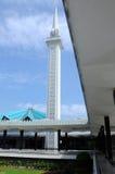 Krajowy meczet Malezja a K masjid Negara Zdjęcia Royalty Free