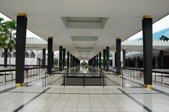 Krajowy meczet Malezja a K masjid Negara Obraz Stock