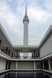 Krajowy meczet Malezja a K masjid Negara Zdjęcie Stock
