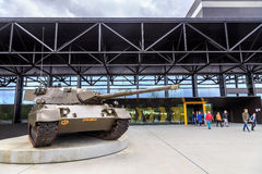 Krajowy Militarny muzeum holandie Zdjęcie Stock