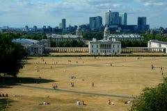 Krajowy Morski Muzeum, Greenwich, Londyn Fotografia Stock