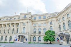 Krajowy muzeum sztuki Royal Palace Obraz Royalty Free