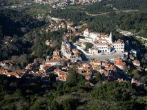 Krajowy pałac Sintra, Portugalia Zdjęcia Stock