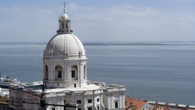Krajowy panteon, Lisbon, Portugalia fotografia stock
