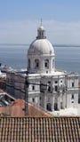 Krajowy panteon, Lisbon, Portugalia zdjęcie royalty free