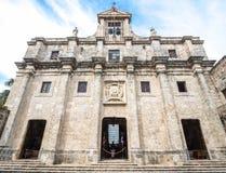 Krajowy panteon w Santo Domingo, republika dominikańska Obrazy Royalty Free