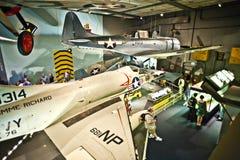 Krajowy powietrze i Astronautyczny muzeum Obraz Royalty Free