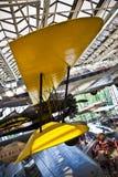 Krajowy powietrze i Astronautyczny muzeum Obrazy Royalty Free