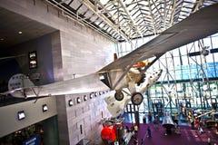 Krajowy powietrze i Astronautyczny muzeum Fotografia Stock