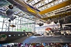 Krajowy powietrze i Astronautyczny muzeum Fotografia Royalty Free