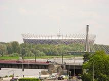 krajowy stadium Warsaw Zdjęcie Stock