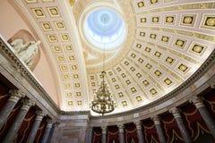 Krajowy Statuaryczny Hall w Capitol budynku obraz stock