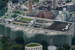 Krajowy sztuki centrum Tokio Zdjęcie Royalty Free