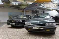 Krajowy Techniczny Muzealny Praga Zdjęcia Stock