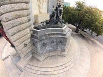 Krajowy Wojenny pomnik w Adelaide, Australia Fotografia Royalty Free