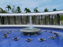 Krajowy zabytek Kuala Lumpur zdjęcia royalty free
