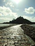 Krajowy zaufanie w Cornwall obraz royalty free
