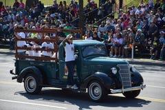 2016 Krajowych Czereśniowego okwitnięcia parad w washington dc Fotografia Royalty Free