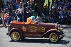 2016 Krajowych Czereśniowego okwitnięcia parad w washington dc Zdjęcie Stock