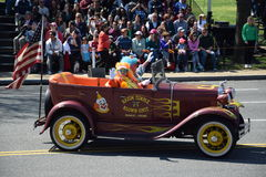 2016 Krajowych Czereśniowego okwitnięcia parad w washington dc Fotografia Stock
