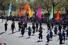 2016 Krajowych Czereśniowego okwitnięcia parad w washington dc Obrazy Stock