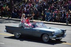 2016 Krajowych Czereśniowego okwitnięcia parad w washington dc Obraz Royalty Free