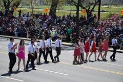 2016 Krajowych Czereśniowego okwitnięcia parad w washington dc Zdjęcia Royalty Free