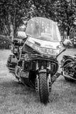 Krajoznawczy motocykl Honda Gold Wing GL1500 Fotografia Stock
