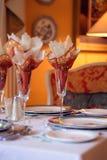 kraju diningroom utrzymanie Zdjęcia Stock