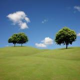 kraju krajobraz Zdjęcia Royalty Free