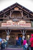 Kraju Niedźwiadkowy Jamboree przy Magicznym królestwem, Walt Disney świat Obraz Royalty Free