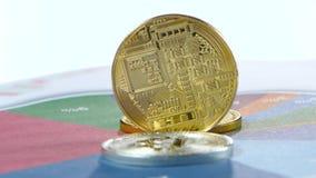 Kraju ` s crypto waluta jest bitcoin w wartości setki tysiące zbiory wideo