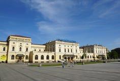 Kraków Główny railway station Royalty Free Stock Photos