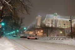 Kraków foto de archivo libre de regalías