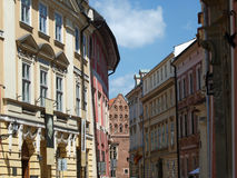 krak Πολωνία W Στοκ φωτογραφία με δικαίωμα ελεύθερης χρήσης