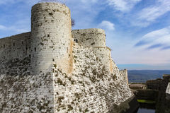 Krak des Chevaliers Stock Photos