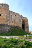 Krak des Chevaliers Stock Photo