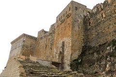 Krak des Chevaliers, Syria Stock Images