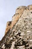 Krak des-Chevaliers, Syrien Arkivbilder