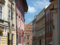 krak Pologne W Photo libre de droits
