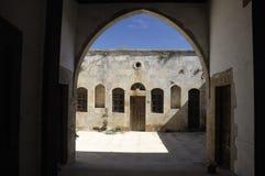 krak Siria del DES dei chevaliers fotografia stock