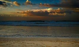 Krakal海滩 免版税图库摄影
