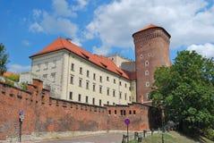 Krakau-alte Stadt lizenzfreie stockfotografie