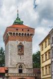 Krakau Glowny, Krakau, Polen Stock Afbeeldingen